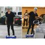 Estiloso Estilo Hoverboard Skate Elétrico Mini Segway
