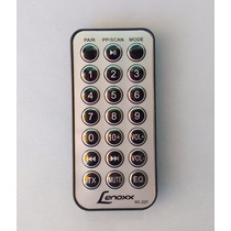 Controle Original Caixa Amplificada Lenoxx Ca-318 / Rc-227