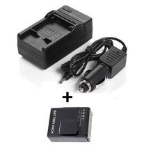 Bateria + Carregador De Tomada E Carro Gopro Hero 3 Go Pro