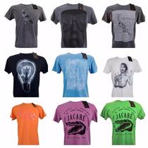 Kit 10 Camisas Reserva Osklen John E Calvin Klein