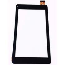 Tela Touch Tablet Cce Tf74w Tf742 7 Polegadas Original + Fit