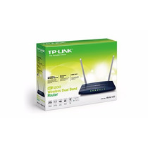 Roteador Wireless Tplink Archer C50 Dual 2 Antenas 1200mbps