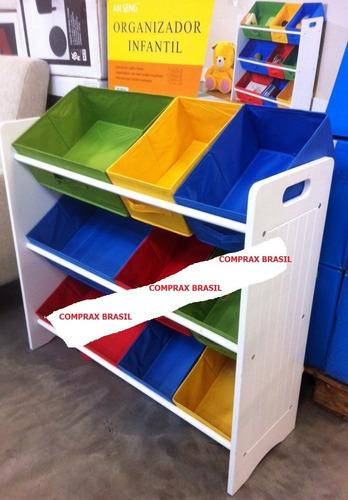 Artesanato Ouro Preto Minas Gerais ~ Organizador Caixa Bancada Gavetas Armario Infantil Brinquedo R$269 98 qxTvd Precio D Brasil