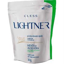 Lightner Pó Descolorante Rápido - Menta E Aloe Vera 300g