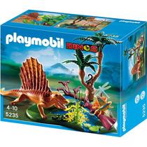 Playmobil 5235 Série Dinossauros Dimetrodon