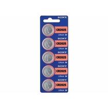 Bateria/pilha Para Óculos 3d - Cr2025 Sony - C/05 Unid