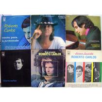 Coletânea Vinil / Lp Roberto Carlos 23 Discos