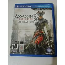 Assassins Creed 3 Liberation Ps Vita