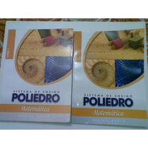 Livro Sistema De Ensino Poliedro Matematica 1 E 2