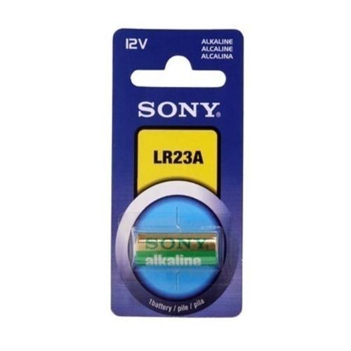 Pilha Alcalina 12v Lr23a - Sony