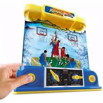 Brinquedo Aquaplay Basquete Original Estrela