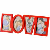 Porta Retrato Love Ou Painel Varias Fotos - 3885