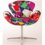 Cadeira Poltrona Salão De Beleza Decoração Design
