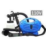 Mini Compressor Ar Kit Pintura Pulverizador Profissional110v