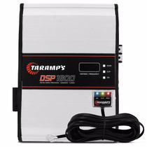 Potencia Automotiva Taramps Dsp 1600 Rms Digital + Frete