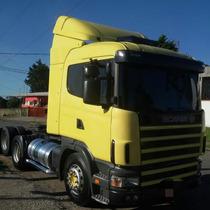 Scania 124 360 Impecavel