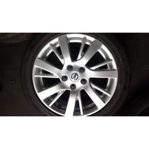 Jogo Rodas E Pneus Nissan Sentra 2016 Original Somente Venda