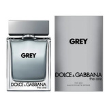 Perfume The One Grey Edt Intense 50ml Dolce&gabbana Cód 4106