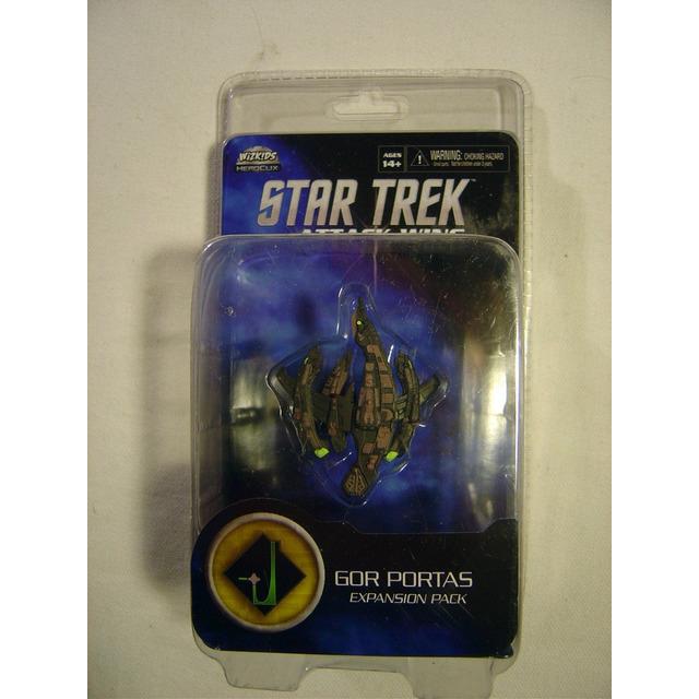 Star Trek Attack Wing - Gor Portas - Heroclix - Psfmonteiro