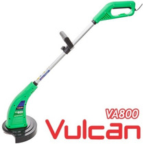 Roçadeira Elétrica Vulcan 800 Wts 110/220v Cortador De Grama