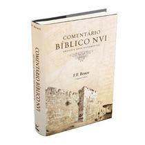 Comentário Bíblico Nvi Antigo E Novo Testamentos Frete Gráti