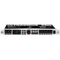 Dcx2496 Crossover Digital Ultradrive Pro Behringer Dcx-2496