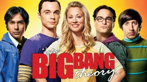 The Big Bang Theory Todas As Temporadas Completas