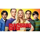 The Big Bang Theory Todas As Temporadas Completas