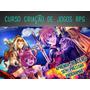 E-book+ Brinde Crie Um Game Rpg(tutorial Rpg Maker Vx Ace)