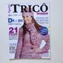 Revista Tricô Inverno Cachecol Blusas Vestidos N°23
