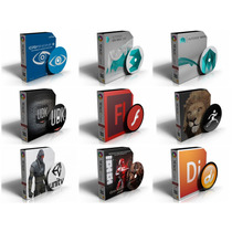 Dvd Curso | 3d Max, Cry Engine, Udk Unreal, Flash, Zbrush...