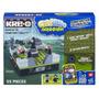 Brinquedo Bloco De Montar Kre - O Cityville Invasion A5855