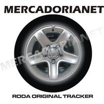 Capa Estepe Tracker Pneu 235x60x16, Cabo+cadeado, 4x4 M-roda