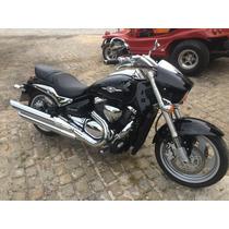 Moto Suzuki Boulevard 1500 Zero Troco Por Carro Antigo