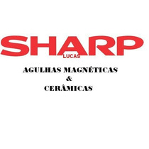 Agulha Sharp -do Toca Disco Sg 175 (*) Pronta Entrega!!