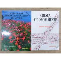 Seicho Taniguchi Lote Com 2 Livros Seicho-no-ie