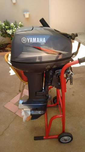 VENDO MOTOR DE POPA YAMAHA 15 HP ANO 2014