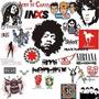 850 Vetores De Bandas De Rock, Imagens Impressão Corel Draw