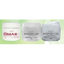 Intensiv Gel Creme Clareador Facial Creme Dia + Noite + Dmae