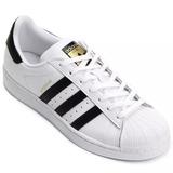 Tênis adidas Superstar Originals Foundation Feminino Unissex