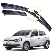 Par Palhetas Dianteiras Volkswagen Gol G6 2013 2014 2015 16