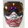 Vforce Grill Paintball Mask Thermal Se Shocker Original