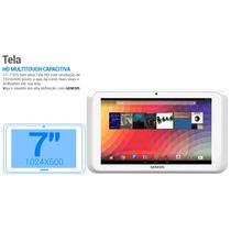 Tablet Genesis Gt 7305 Dual Core 1.5ghz 1gb De Ram 3g Branco