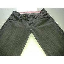 Calça Jeans Feminina Marca Union Bay Cintura Baixa Elastano