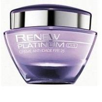 Renew Platinum 60+ Dia Avon + Brinde !