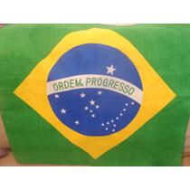 Torcida Brasil Bandana Bandeira!