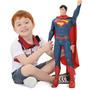 Boneco Superman Gigante 55 Cm Bandeirante