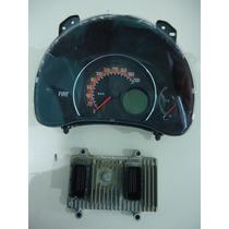 Kit Modulo De Injecao Fiat Uno Vivace 1.0 55256613 Iaw7gfc1