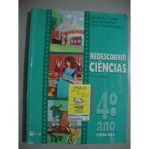 Livro Redescobrir Ciências - 4º Ano - 2011