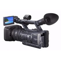 Filmadora Sony Full Hd 1080i Camcorder Hdr Ax2000